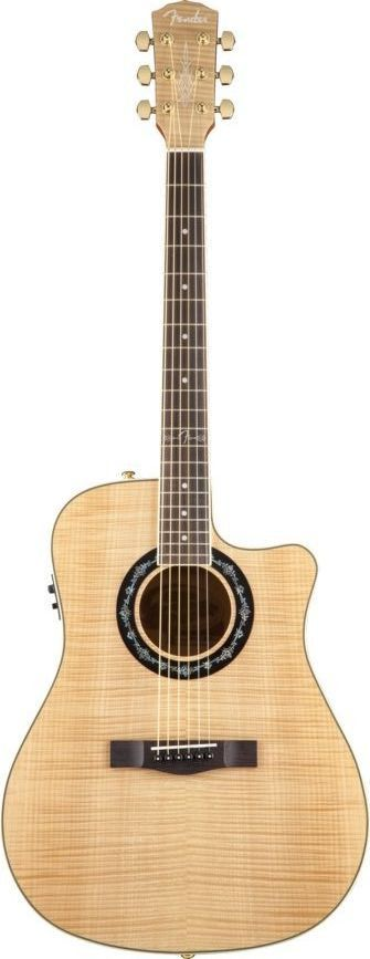 Supercharged With Upgraded Features The T-Bucket 400CE dreadnought cutaway acoustic is even more supercharged now, with upgraded features including a remarkable new holographic rosette inlay, new 12th