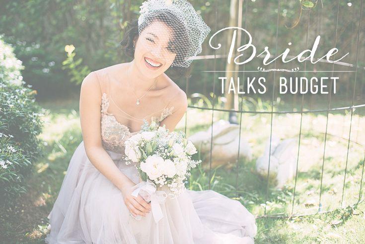 Bride Talks Budget: A Wedding For Under $5000