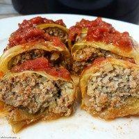 Slow Cooker Paleo Cabbage Rolls - Fit SlowCooker Queen