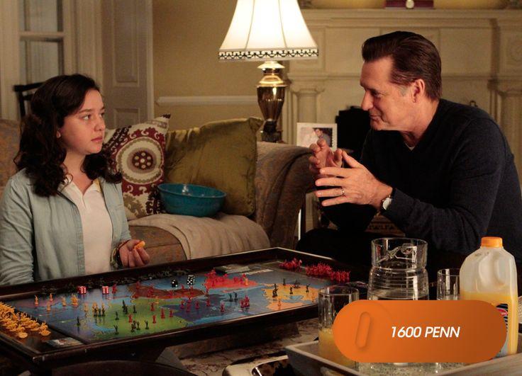 O Presidente está preocupado porque seu filho pequeno pode ganhar o jogo e faz com que Marigold interfira.  1600 Penn - Domingos, 10h  #EuCurtoFOX Confira conteúdo exclusivo no www.foxplay.com