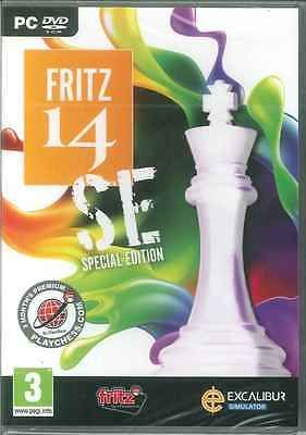#Fritz chess 14, se special edition, beginner to #chessmaster 18 3d #boards pc ga,  View more on the LINK: 	http://www.zeppy.io/product/gb/2/351439015270/
