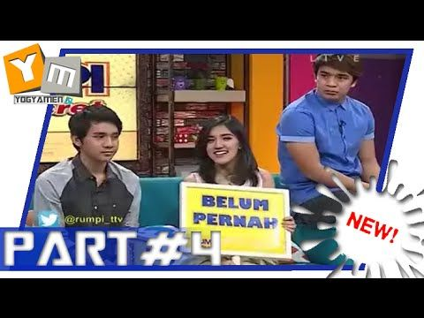RUMPI NO SECRET{PART#4} - SPESIAL, GAMES BILLY, ARBANI, IFY BLINK(4 FEBR...