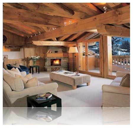 Deco chalet ski chalet design pinterest alpen for Innendekoration chalet
