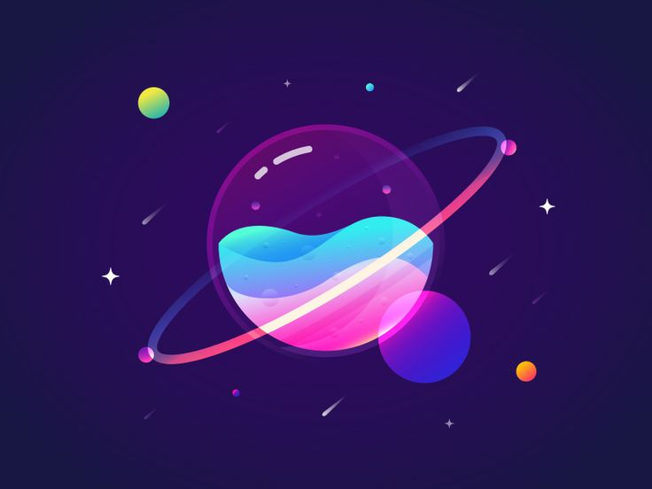 Fantastic_Planet_001 by Brenttton #Design Popular #Dribbble #shots