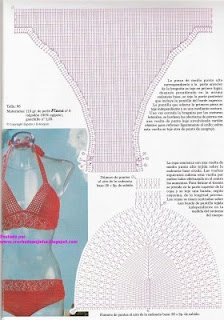 CROCHE DA ANJINHA: Biquinis e Saidas de Praia: Crochet Swimwear Patterns, Bikinis Crochet, Traje De, Crochet Bikinis, Crochet Hooks, Bath, Crochet Patterns, Crochet Swimsuits, Crochet Clothing