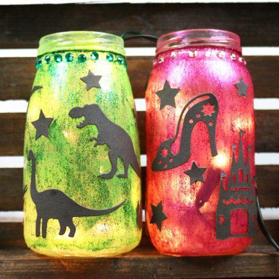 Craft Ideas Empty Jam Jars: Recycle Crafts On Pinterest