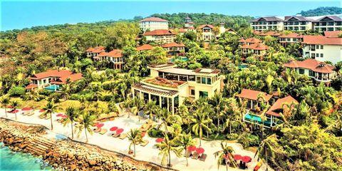 タイのビーチリゾート・パタヤ : 「インターコンチネンタル パタヤリゾート」(旧シェラトン パタヤ リゾート)