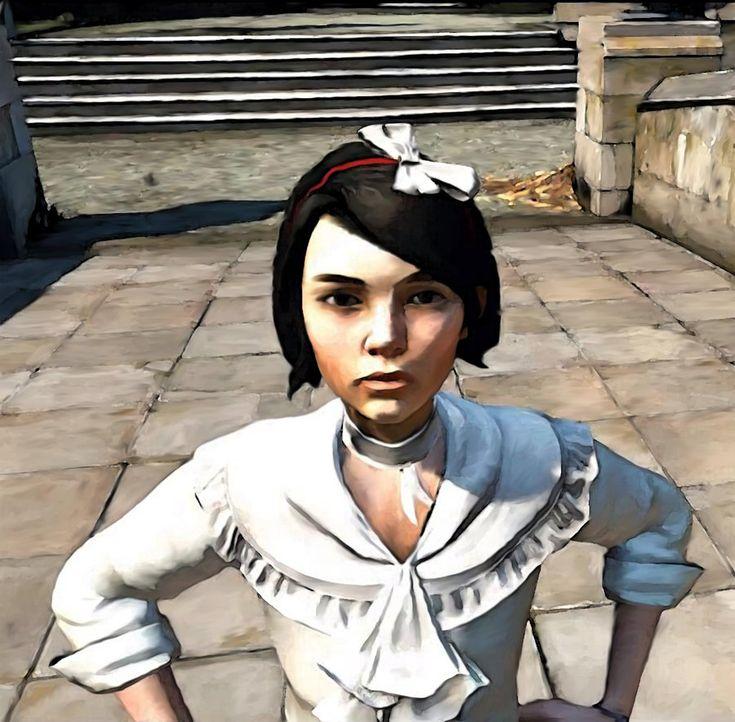 chloe moretz dishonored game emily kaldwin | Dishonored (PC/PS3/X360) - Game de Ponta - Comando Login