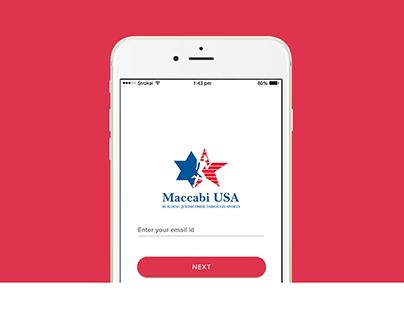 "Check out new work on my @Behance portfolio: ""Maccabi USA, iOS App"" http://be.net/gallery/51886963/Maccabi-USA-iOS-App"