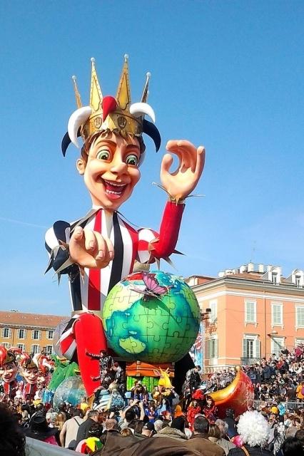 Carnaval de Nice-2013  #visitcotedazur #frenchriviera