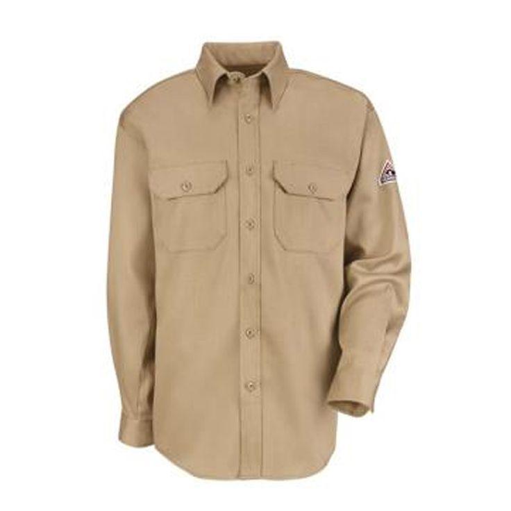Bulwark Khaki Shirt FR - SLU8KHR