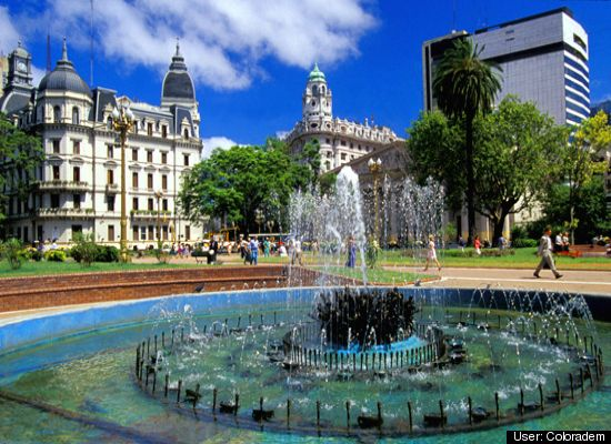 Buenos Aires, Argentina...we are planning to go in the next few years!!!!!!!Wanted Air, Buckets Lists, Square, South America, Latin America, Beautiful Places, Exotic Places, May, Argentina Good Air
