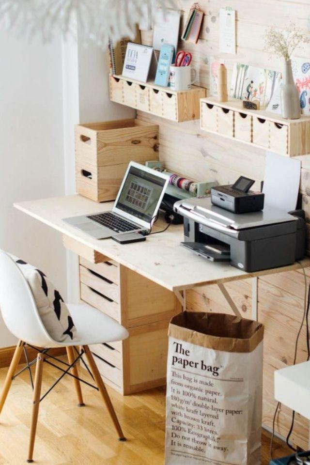 Office desk design
