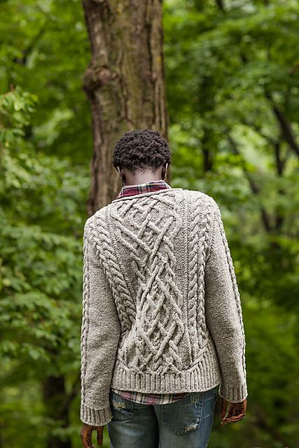 Ravelry: Stonecutter pattern by Michele Wang