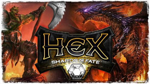 Hex:Shards of Fate play the game picture