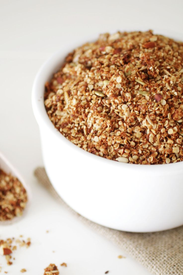 Granola croccante fatta in casa (3)