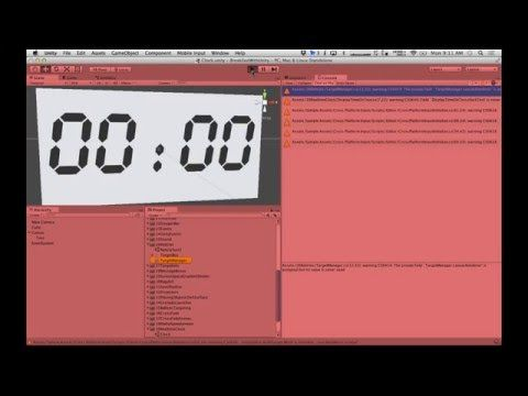 Breakfast With Unity: Realtime Clock - YouTube
