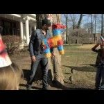 Luke Bryan Crashes Kid Birthday Party For Your ACM Vote [VIDEO]