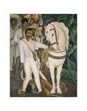 "Diego Rivera, ""Agrarian Leader Zapata"""