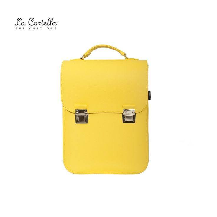 Up Deluxe Yellow #lacartella #knob_design