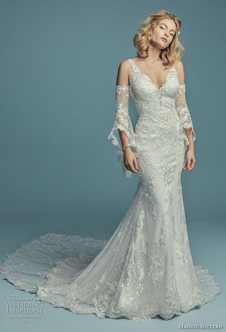 16098 mejores imágenes de Wedding dresses en Pinterest | Vestidos de ...