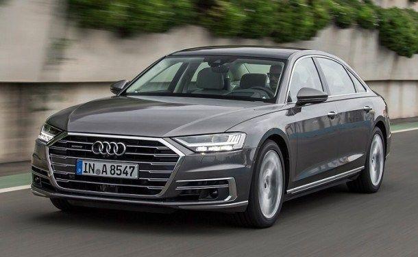 Audi A8 V8 Tdi 2020 Release Date Changes Rumors Features Met Afbeeldingen