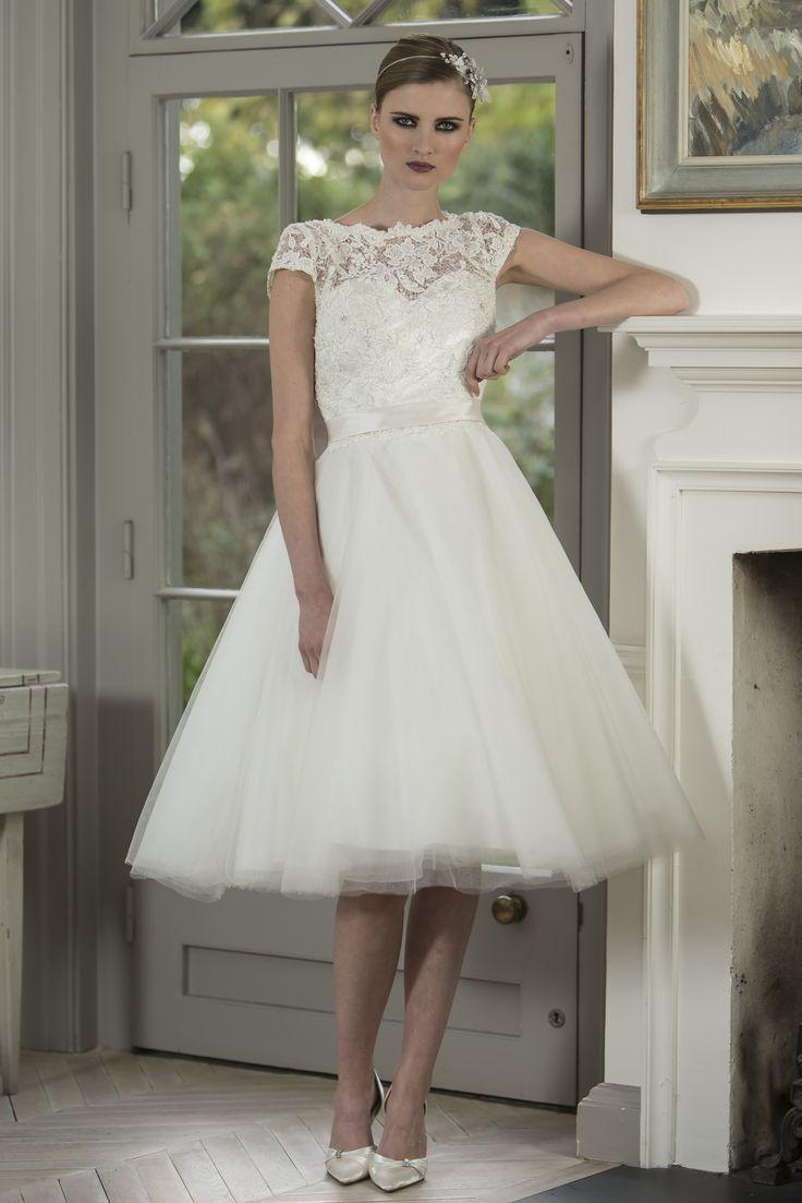 13 best Wedding dresses images on Pinterest | Wedding dressses ...