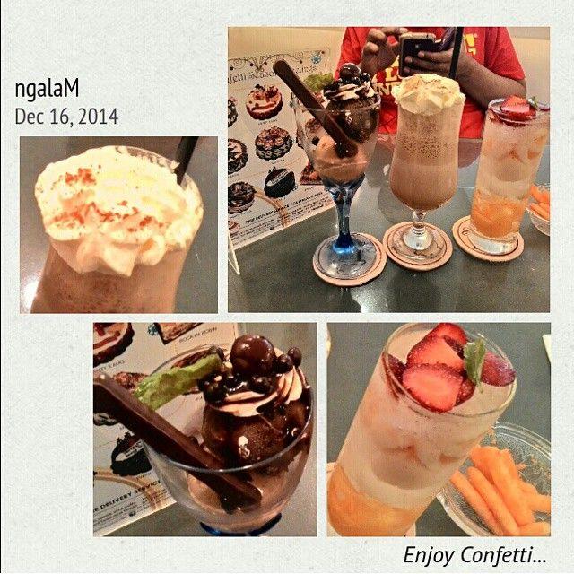 Confetti Ice Cream di Malang, Jawa Timur