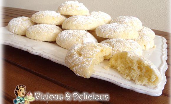 biscotti di frolla al limone ricetta