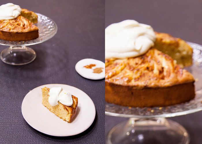 This Chilli Apple Cake recipe by Zanele Mgwaza is the perfect balance of fruity and zingy!