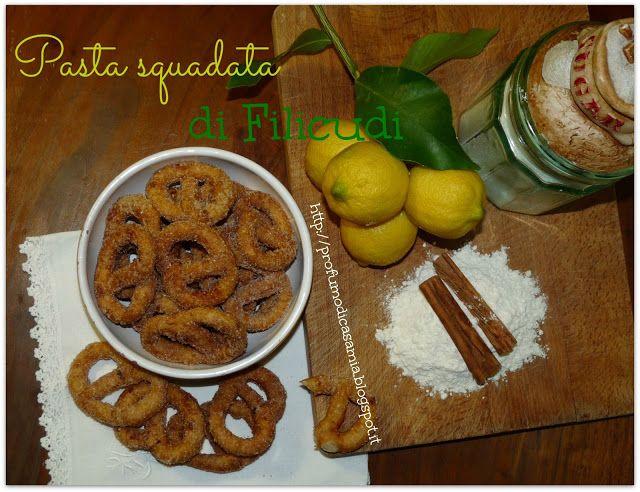 Frittelle di filicudi