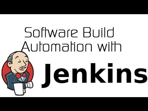 Software Build Automation with #Jenkins #youtube #tutorial thx XDA Developers