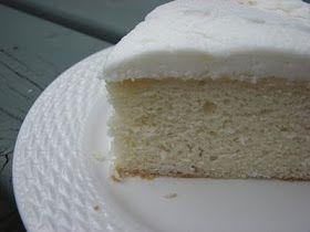 Heidi Bakes My Now Favorite White Cake Recipe Almond Wedding