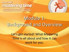 Mastering Time Review