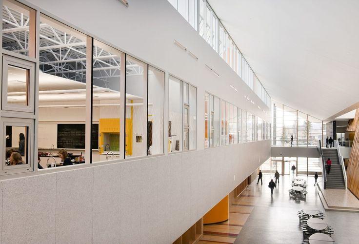 Escuela Duchess Park,Cortesía de HCMA