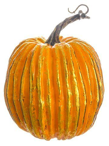 Silk Plants Direct Pumpkin Pack of 12  Orange *** Click image to review more details.