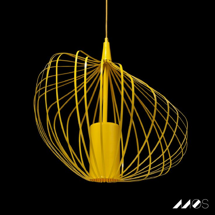THE FIG: These pendant lamps are hand formed into their various shapes & sizes, and are available in various powder-coating colours. They can be hung individually or in clusters.   #pendant #pendantlighting #light #lighting #lamp #bulb #statement #handmade