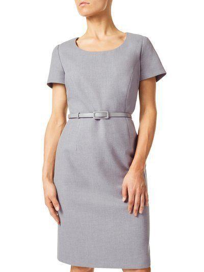 2577b7c97486b PRECIS PETITE ELIZA TAILORED SHIFT DRESS GREY SIZE 6 RRP 119 LS078 CC 18  #fashion #clothing #shoes #accessories #womensclothing #dresses (ebay link)