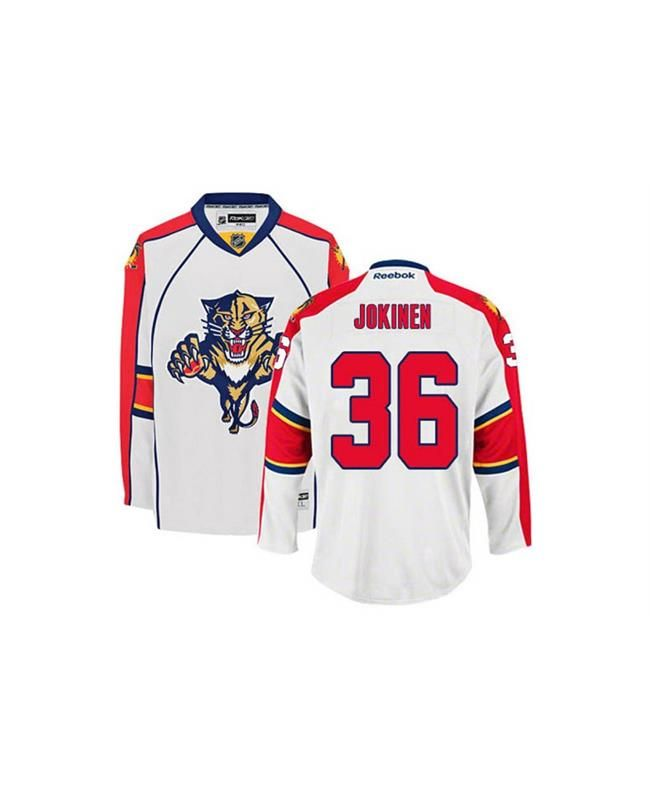 #FloridaPanthers#36 #Jersey #JussiJokinen #Jersey #JussiJokinenFans #jersey it up on Florida Panthers game day when you rock this great-looking Jussi Jokinen White Away Jersey! No fan should cheer on the team without the best gear so be sure you're ready to celebrate every big win the right way. This sweet jersey is decked out in stylish graphics that every single Panthers and Jussi Jokinen fan around will approve of!