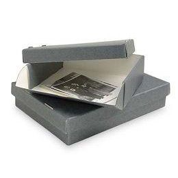 The Container Store  Archival Document Storage Boxes two sizes