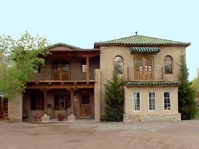 Casa Rondena Winery in Albuquerque, NM.