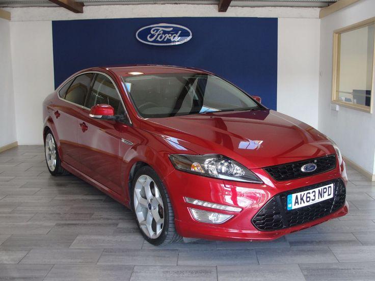 Now Sold Ford Mondeo 2 2 Tdci Titanium X Sport 5dr Sat Nav