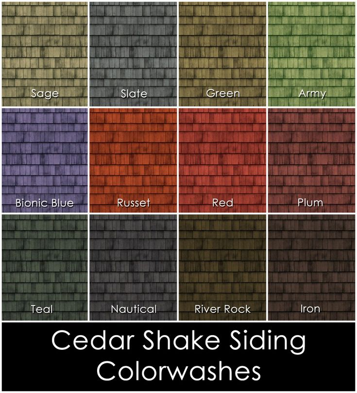 Cedar Siding Stain Colors Google Search Colours