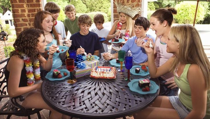 Birthday Party Games Your Teen Won't Hate                                                                                                                                                     More