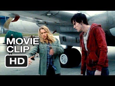 "Warm Bodies Movie CLIP - ""Be Dead"" (2013) - Nicholas Hoult Zombie Movie HD  Funny movie"