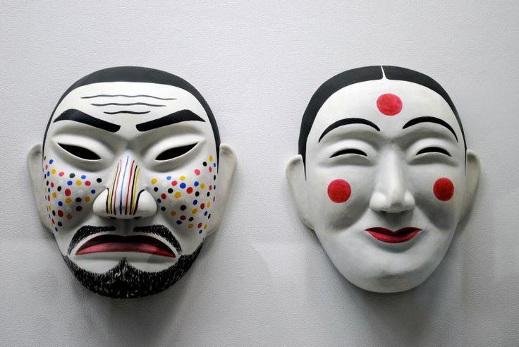 Korean Mask   Korean masks