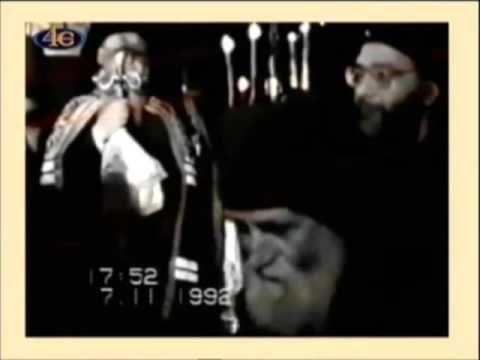 Ο Όσιος Παΐσιος σέ νέο σπάνιο βίντεο στό Άγιο Όρος !