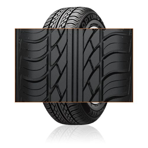 The perfect choice for drivers and environment The Optimo K406 provides optimum handling and high driving comfort by newly developed silica tread compound. Also, it is delivering excellent wet traction and low rolling resistance, fuel consumption.  http://ttf.com.au/buy/wheels-tyres-car-service/518392/hankook-optimo-k406-235-60r17h-102h-passenger-car-general-performance-tyres