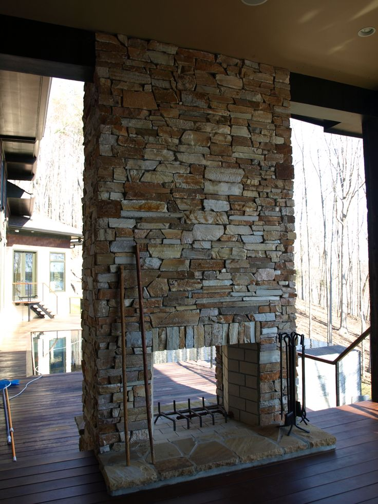 17 Best Images About 2 Sided Fireplace On Pinterest Fireplace Inserts Covered Patios And
