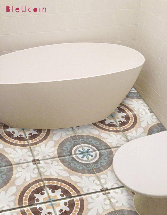 adesivi / cassetto / mattonelle della cucina gabinetto di Bleucoin